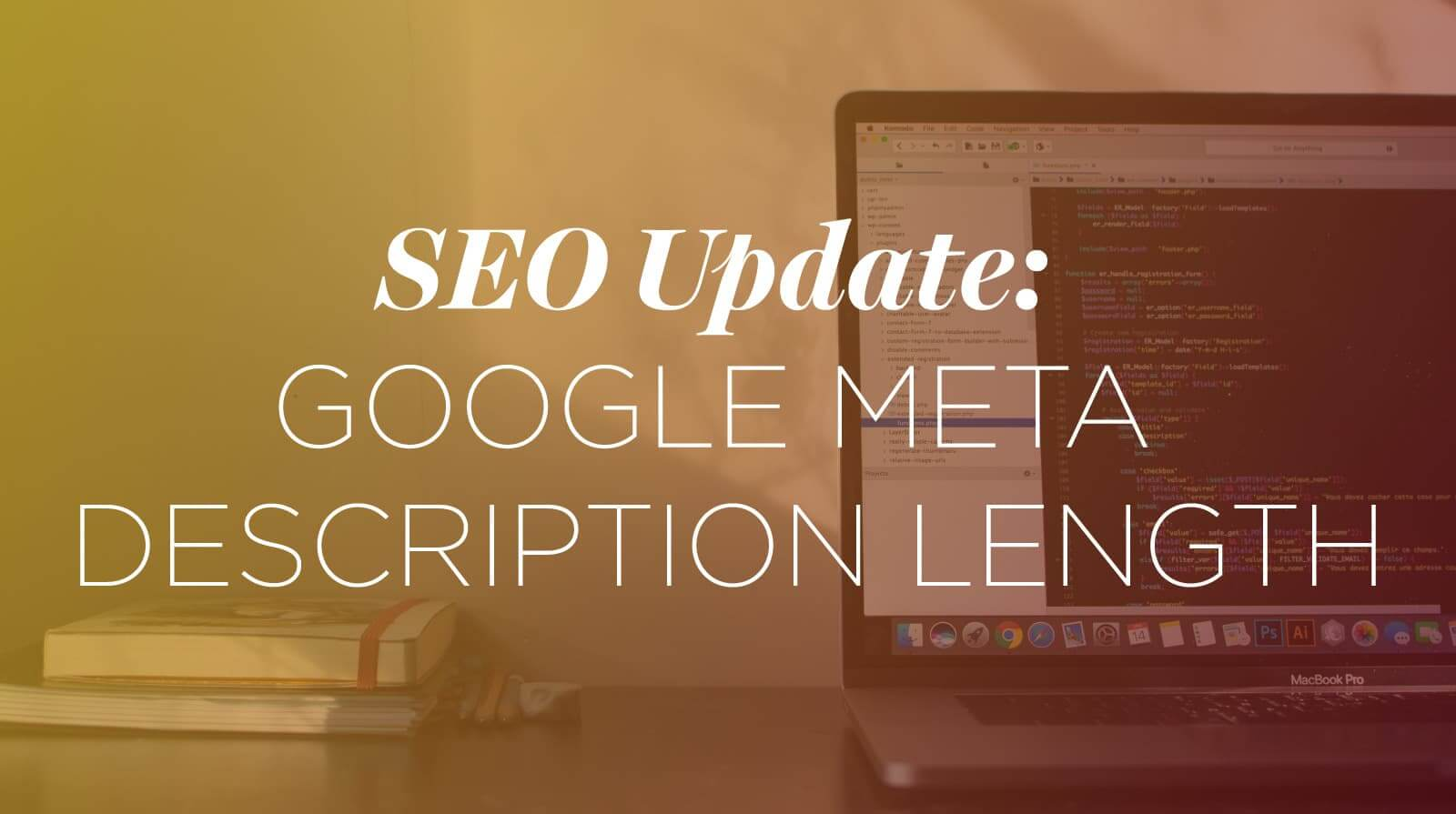 SEO Update Google Meta Description Length