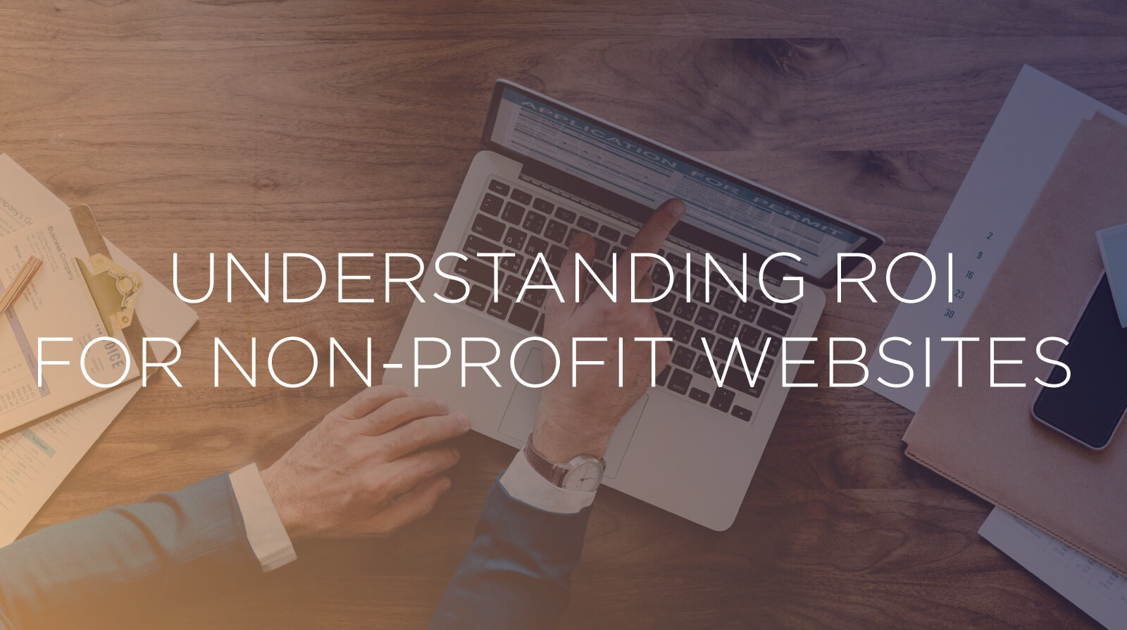 Understanding ROI for Non-Profit Websites