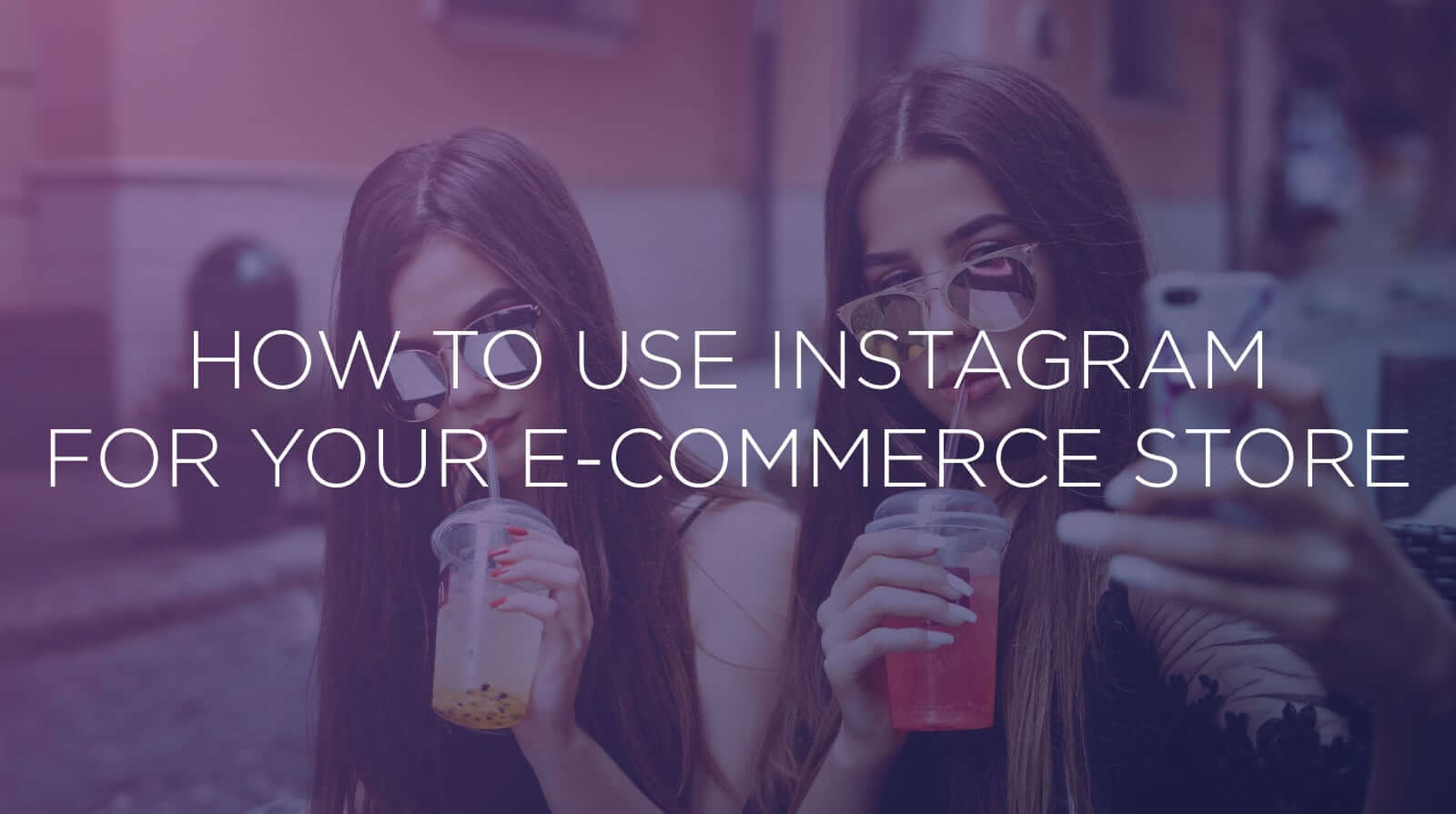 How to use instagram for your ecommerce store