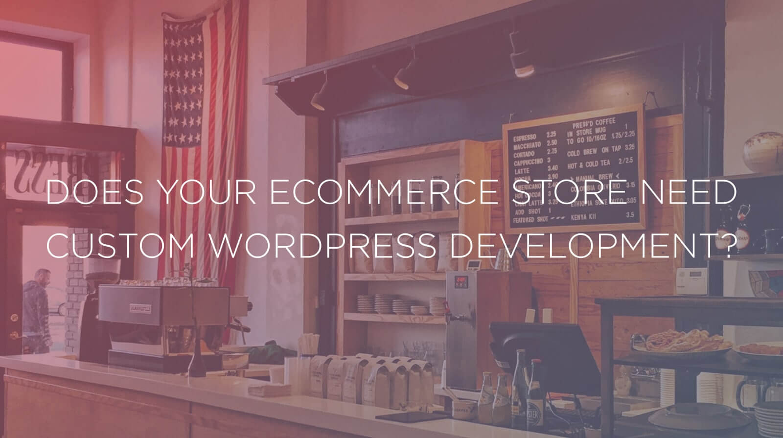 Does Your Ecommerce Store Need Custom WordPress Development